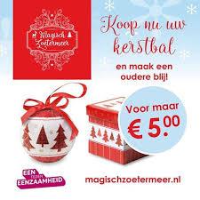 Kerstbal Magisch Zoetermeer