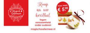 Koop kerstbal Magisch Zoetermeer